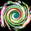 Glow Spin Art - iPhoneアプリ