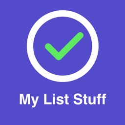 My List Stuff
