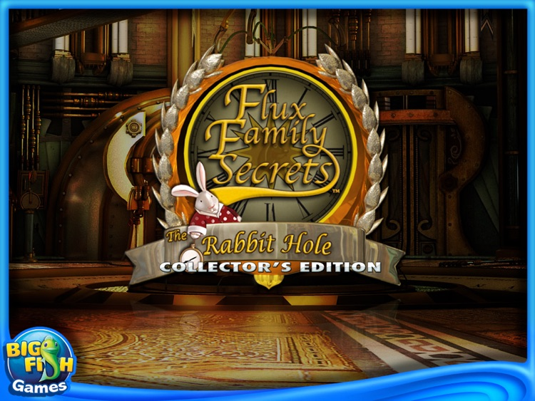 Flux Family Secrets: The Rabbit Hole Collector's Edition HD