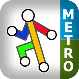 San Francisco Metro - Map and route planner by Zuti