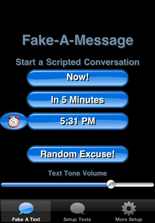 Fake-A-Message ™ (MMS & SMS!) screenshot-4