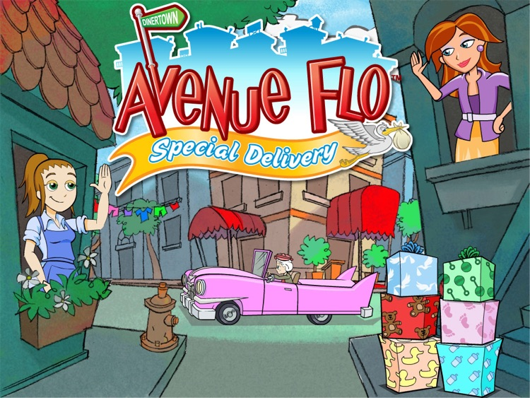 Avenue Flo: Special Delivery screenshot-0