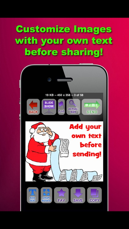 Christmas Greetings - Customize and Share 3D Holiday Animations screenshot-3
