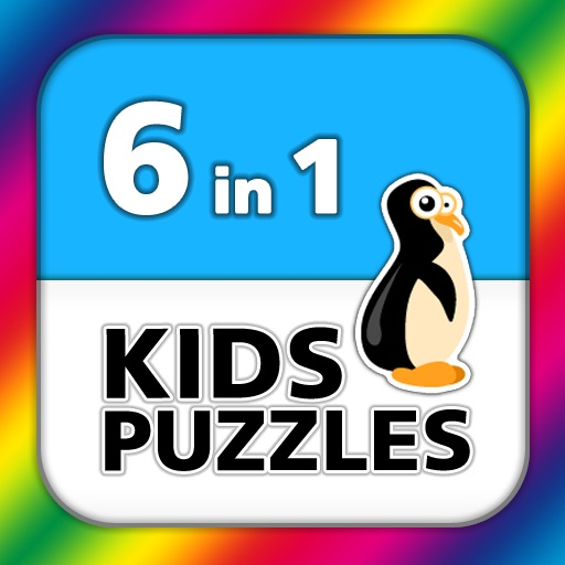 Kids Puzzles (6in1)