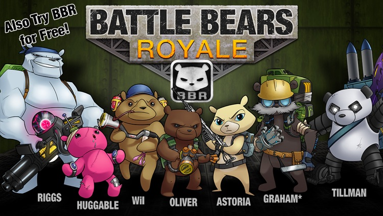 BATTLE BEARS -1 screenshot-3