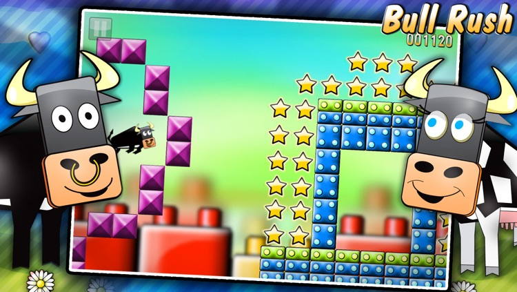Bull Rush Free screenshot-3