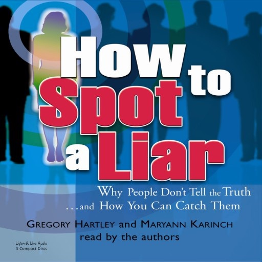 How to Spot a Liar (Audiobook)