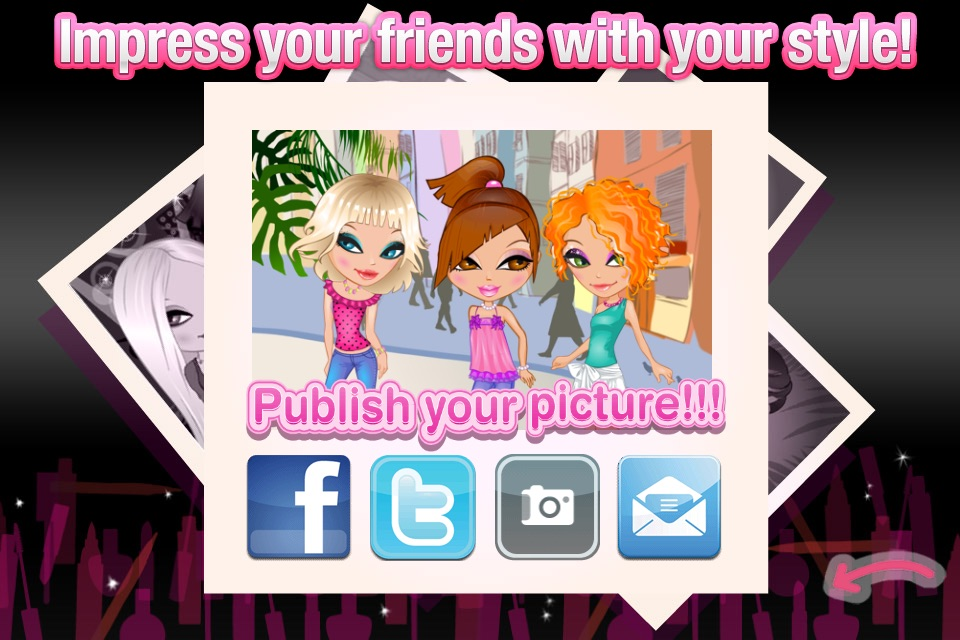 Dress Up! Makeover Cheat Codes
