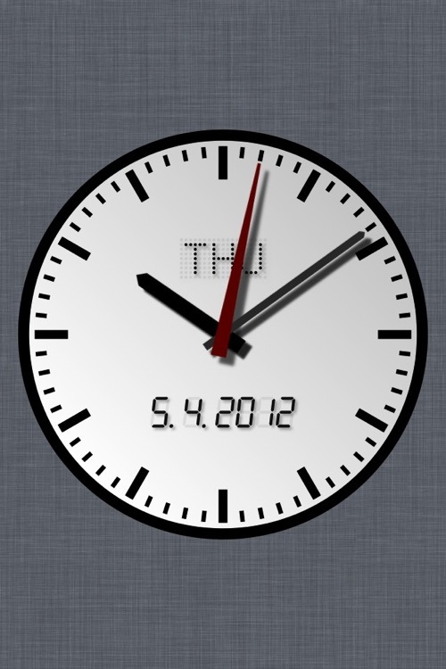 UBClock Mobile screenshot-2