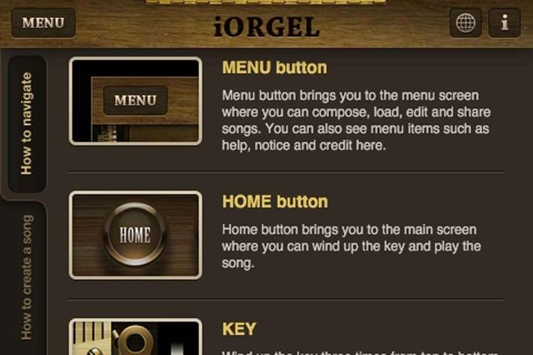 iOrgel screenshot-3