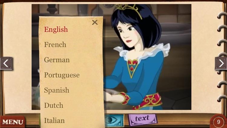 Snow White HD screenshot-4