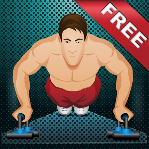 Push up Free - Fitness Workouts for Upper Strength