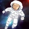 Astronaut Jump Space Galaxy Adventure