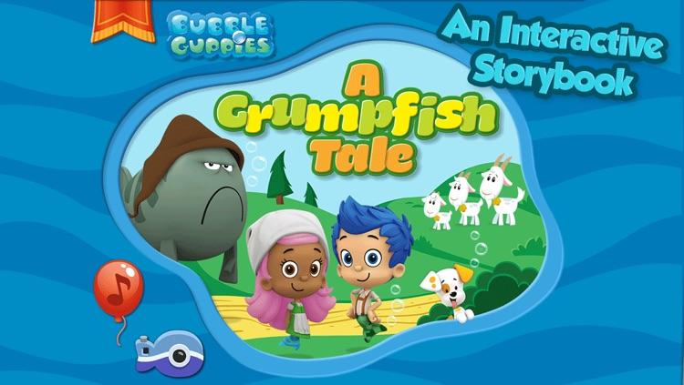 Bubble Guppies: A Grumpfish Tale screenshot-4