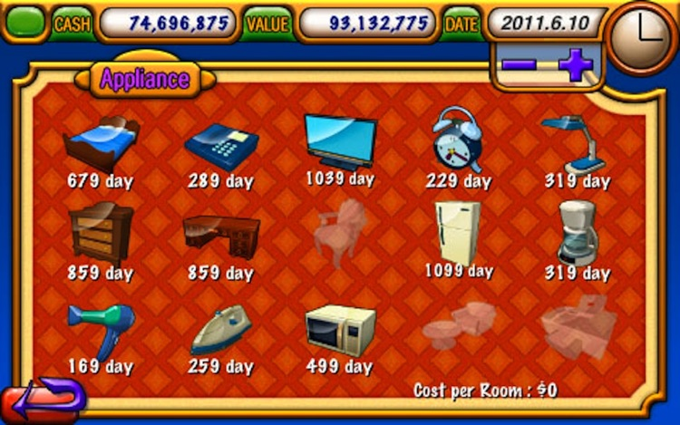 Hotel Tycoon screenshot-3