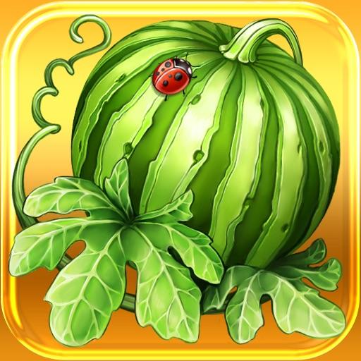 Crop Busters HD (Free) icon
