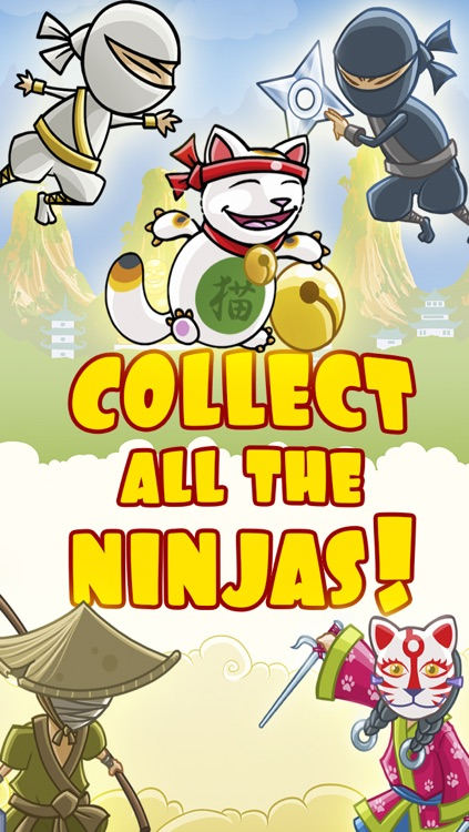 Ancient Age - Ninja Jump Legend screenshot-3