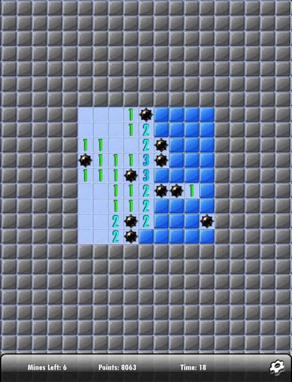 Minesweeper HD FREE! screenshot-3