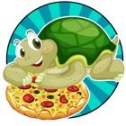 Adolescente Pizza Turtle-Puzzle Gioco di Abilità icon
