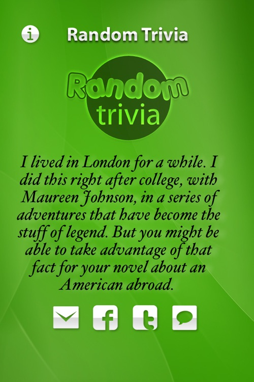 Random Trivia screenshot-1