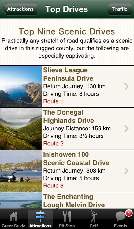 Green Guide Ireland - Donegal & North West screenshot-3