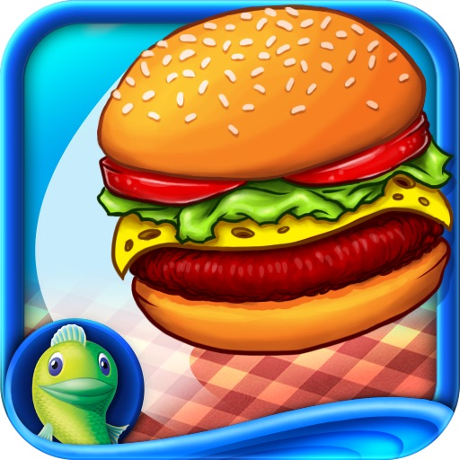 Burger Bustle HD (Full) icon