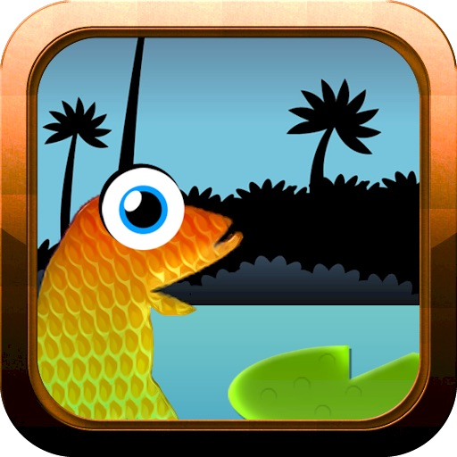 Angry Fish HD icon