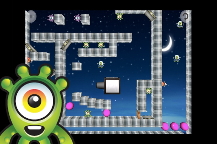 Baby Alien Invasion screenshot-3
