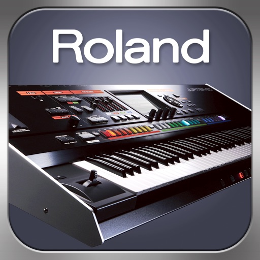 JP Synth Editor by Roland Corporation