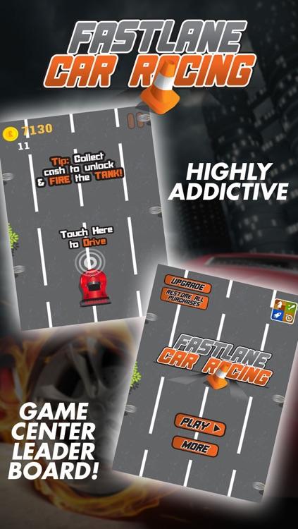 Fastlane Car Racing - Street Drag GT Free screenshot-4