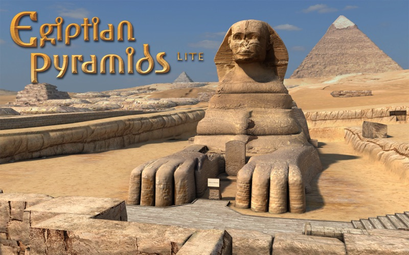 Egyptian Pyramids 3D Lite Screenshot