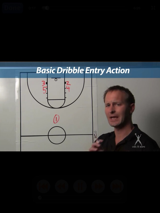 West Coast STACK Offense - With Coach Steve Ball - Full Court Basketball Training Instruction - XL screenshot-4