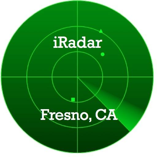 iRadar Fresno, CA