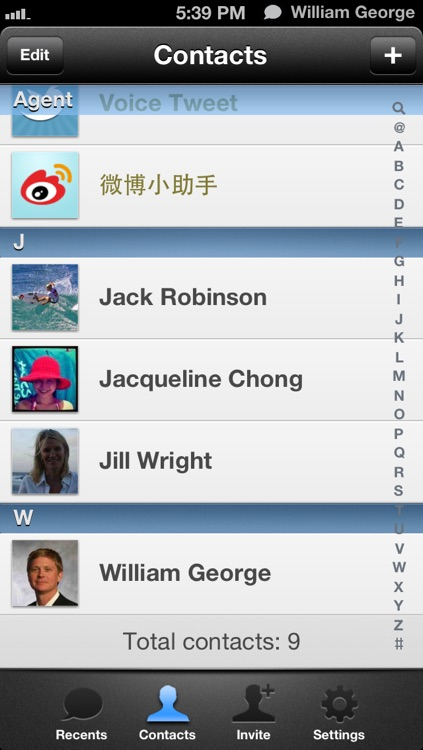 TalkBox Voice Messenger screenshot-4