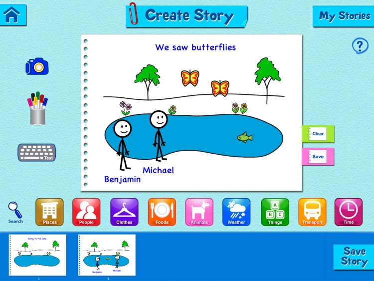 Super Duper StoryMaker screenshot-1