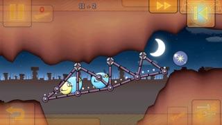 Fat Birds Build a Bridge - FREE screenshot three