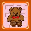 Teddy Bear Maze (sister vs brother)