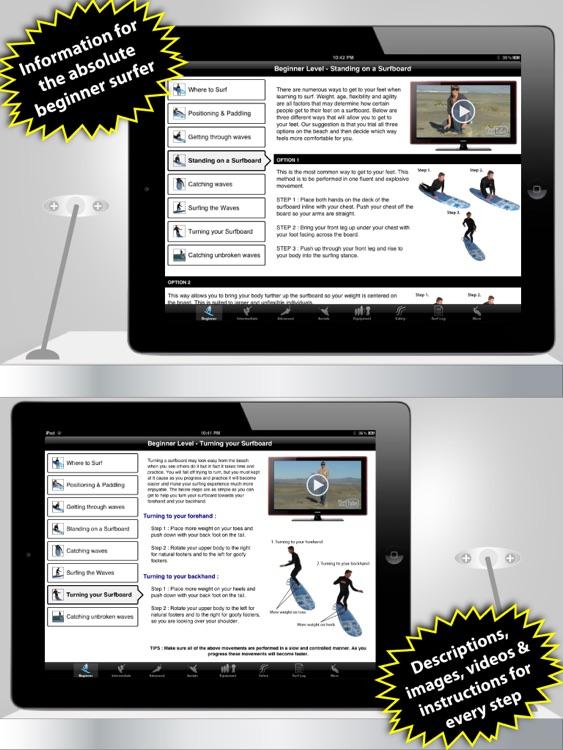 iSurfer - Surfing Coach for iPad screenshot-3