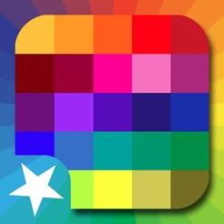 Kleuren leren - kinderapp - Appracadabra