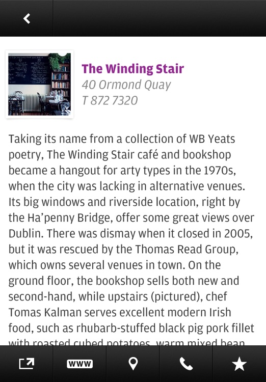 Dublin: Wallpaper* City Guide screenshot-4
