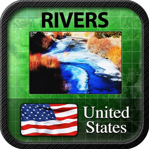 Rivers of USA icon