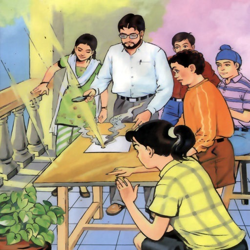 ANU CLUB PART 4 of 8 - Amar Chitra Katha Comics ( Tinkle Collection of a Fun Way to Learn Science )