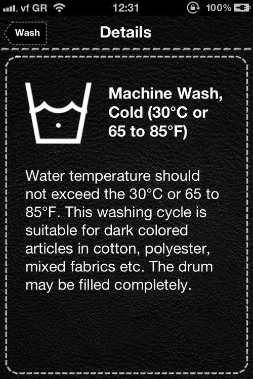 Laundry Tags screenshot-2