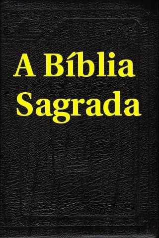 A Bíblia Sagrada (Portuguese Bible) screenshot-0