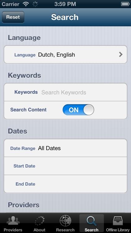 EuroIRP Research screenshot-4