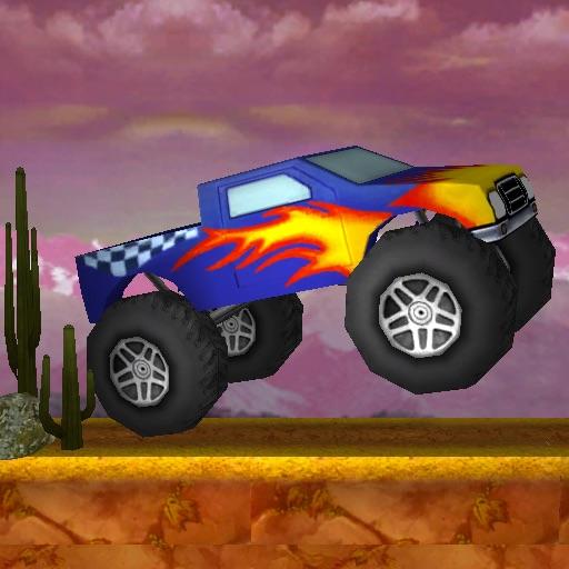 Monster Truck 3D Free iOS App