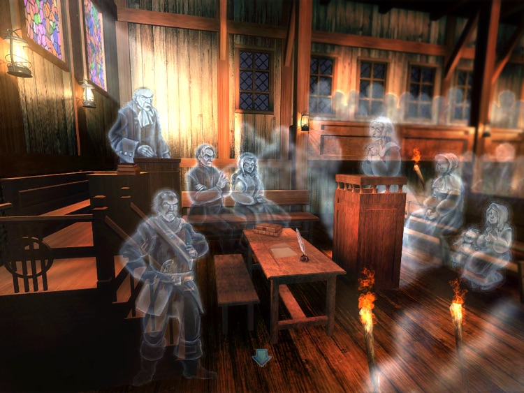 Midnight Mysteries: Salem Witch Trials screenshot-3