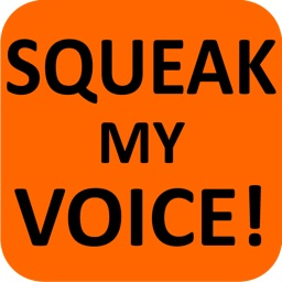SQUEAK my voice