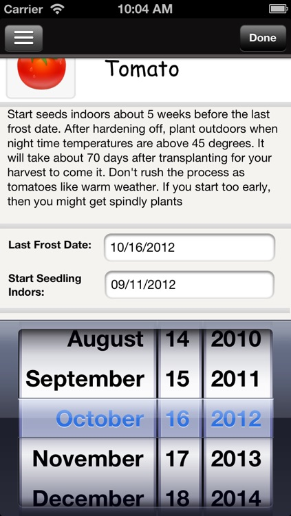 iGrow Seeds screenshot-3