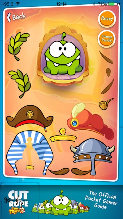 The Official Guide to Cut the Rope: Time Travel screenshot-3